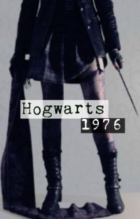 Hogwarts 1976 by lycanthropuns