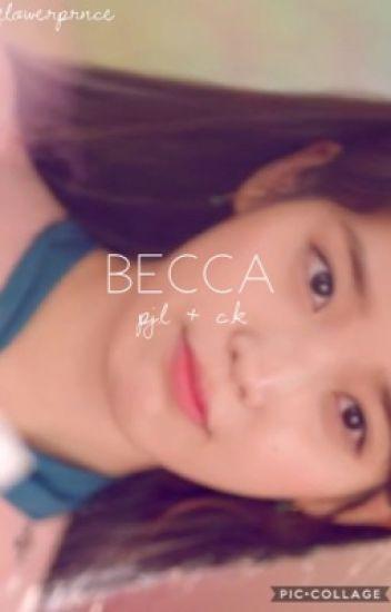becca; kickthestickz au