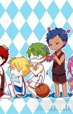 Kuroko no basket on Facebook~ by AkashisWaifu