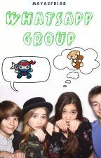 Whatsapp Group ─ lucaya, riarkle, gmw. by beautifulyoongi