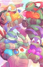 TMNT X Reader Boyfriend Scenarios by ixmoonchildxi