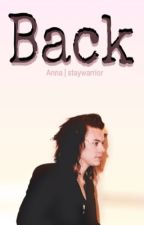 Back • Harry Styles by staywarrior