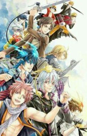 My Anime List by animejapan