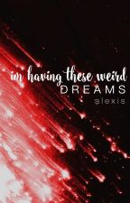 I'm Having These Weird Dreams •The Flash/Barry Allen• by -alexis