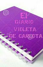 EL DIARIO VIOLETA DE CARLOTA by emiliG123
