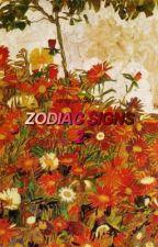 zodiac signs 2 ; ita by ashass
