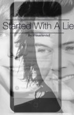 Started With A Lie - Larry Stylinson by Marieviol