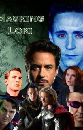 Masking Loki by AquaDragon78