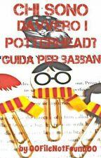 Chi sono davvero i Potterhead? Guida per babbani  by 00FileNotFound00