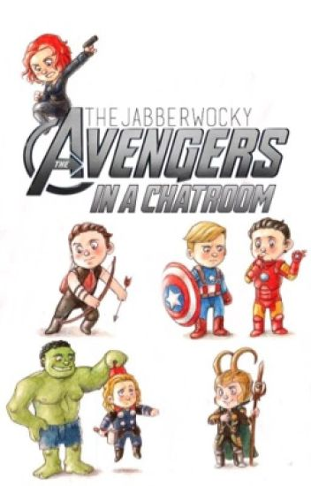 Avengers In a Chatroom (French translation)