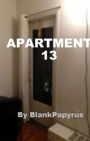 Apartment 13 (Paranormal Slash, MxM) by BlankPapyrus