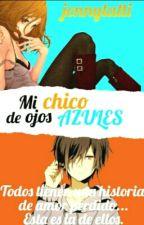 Mi Chico De ojos azules by jennytatii