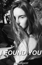 I found you.  by sweetgxrxl