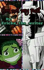 i am not my past   (Beast Boy X Reader) by Ericka_the_writer