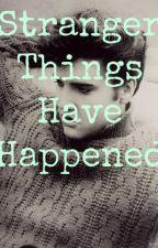 Stranger Things Have Happened (Elvis Presley story) by xSilverPotatox