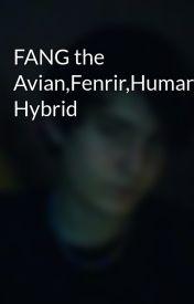 FANG the Avian Fenrir Human Hybrid by _VaMpIrE_