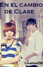 En el cambio de clase. (Jimin y Tú) by Livanna2M