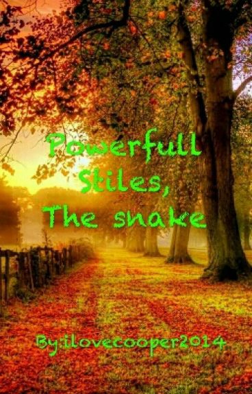 Powerful Stiles, the snake: A Sciles Fanfic