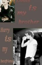 Louis Is My Brother And Harry Is My Best Friend by Lovelukeobsessed5sos