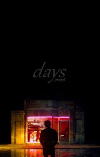 Days. ☹ YoonMin.