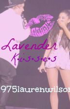 Lavender Kisses { a.g & j.b } by 1975laurenwilson