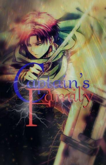 Captain's Family-Levi x Reader- #3