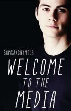 Welcome To The Media (Dylmas AU) by samxanonymous