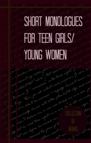 Humorous monologues for teenage girls, girls xxx videos by themselves
