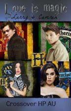 LOVE IS MAGIC (Camren, Larry. HP AU) PAUSA INDEFINIDA by JazminHS