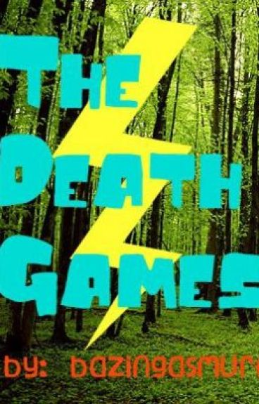 The Death Games (Hunger Games) by BazingaSmurf