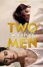 TWO AND A HALF MEN by usagichaann