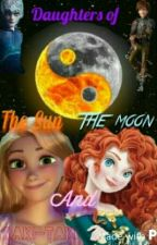 The Big Four: Daughters of The Sun and The Moon {Jackunzel y Mericcup} by Raki-Taki