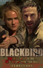 »Blackbird« «Rick Grimes» Terminada. by agwriterus