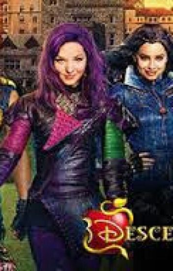 Descendants Of 4 A Descendants Fanfic  - Krys