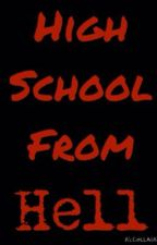 High School From Hell(Vanoss Crew Fanfic) by Into_The_Shadows