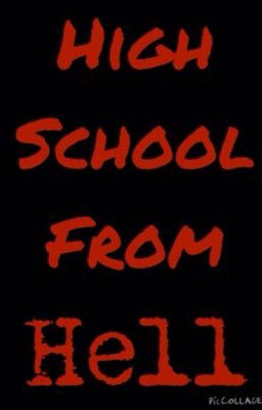 High School From Hell(Vanoss Crew Fanfic)