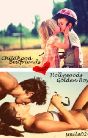 Childhood Bestfriends with Hollywood's Golden Boy by smile024