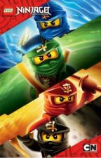 Ninjago masters of Spinjitzu x Reader by MartianDreamerXoXo