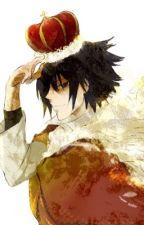 Your Highness {Sasuke Love Story} by AquaticSuperior48722