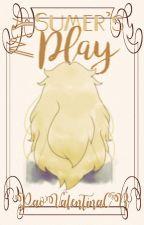 My Summer's Play © Jelsa  by PaoValentinaCR