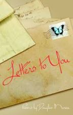 Letters to you! by JadiColon