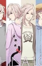 Brother Conflict Fanfiction (Louis x Oc x Hikaru x Kaname x Ukyo) Fucking tall people.... by getthatbleachbb