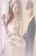 Time for Loving you (EXO Chanyeol FanFiction) by Kim_HyeHwa2