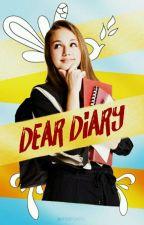 Dear, Diary [HOLD⚫EDITING] by cypherina-