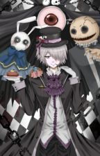 Mad as a Hatter [ Xerxes Break x Reader ] by Xerxes_B