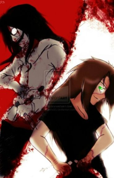 Forever and Always; Homicidal Liu x Reader x Jeff the Killer