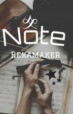 Note by rekamaker
