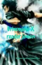 Grimmjow X reader lemon by mariaelenamorfin