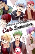 KNB Cute Scenarios by saydiiex