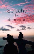 Sprüche by florentine_18